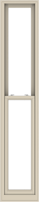 WDMA 20x102 (19.5 x 101.5 inch)  Aluminum Single Hung Double Hung Window without Grids-2