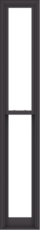WDMA 20x114 (19.5 x 113.5 inch)  Aluminum Single Hung Double Hung Window without Grids-3