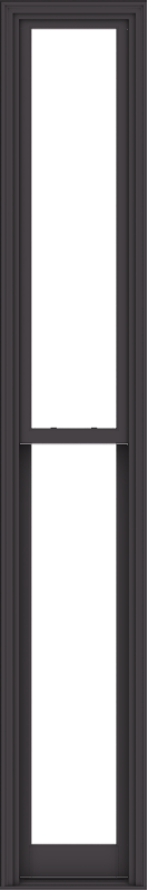 WDMA 20x120 (19.5 x 119.5 inch)  Aluminum Single Hung Double Hung Window without Grids-3