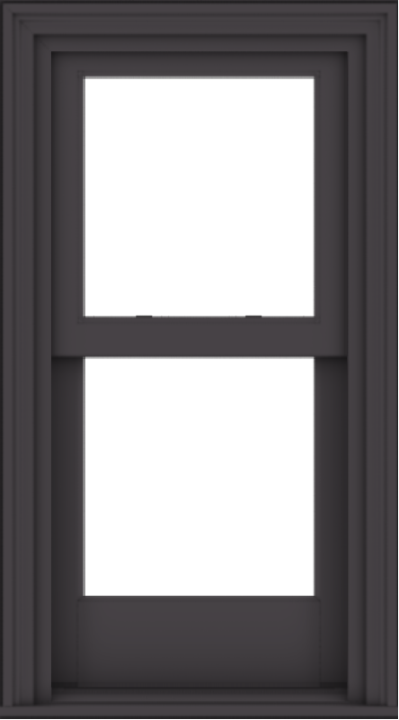 WDMA 20x36 (19.5 x 35.5 inch)  Aluminum Single Hung Double Hung Window without Grids-3