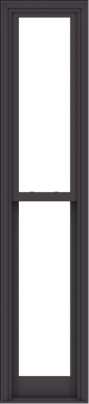 WDMA 20x90 (19.5 x 89.5 inch)  Aluminum Single Hung Double Hung Window without Grids-3
