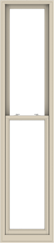 WDMA 24x108 (23.5 x 107.5 inch)  Aluminum Single Hung Double Hung Window without Grids-2