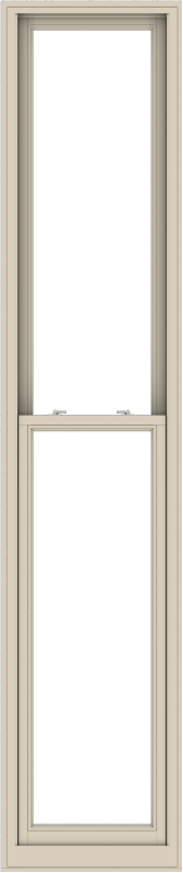 WDMA 24x114 (23.5 x 113.5 inch)  Aluminum Single Hung Double Hung Window without Grids-2