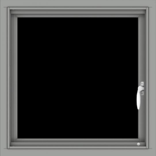 WDMA 24x24 (23.5 x 23.5 inch) Aluminum Push out Casement-2