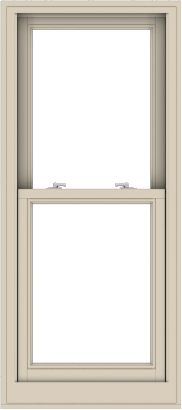 WDMA 24x54 (23.5 x 53.5 inch)  Aluminum Single Hung Double Hung Window without Grids-2