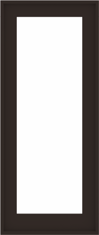 WDMA 24x56 (23.5 x 55.5 inch) Composite Wood Aluminum-Clad Picture Window without Grids-6