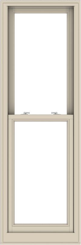 WDMA 24x72 (23.5 x 71.5 inch)  Aluminum Single Hung Double Hung Window without Grids-2