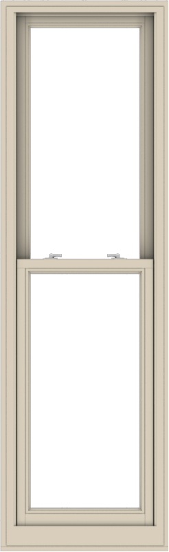 WDMA 24x78 (23.5 x 77.5 inch)  Aluminum Single Hung Double Hung Window without Grids-2