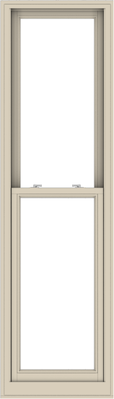 WDMA 24x84 (23.5 x 83.5 inch)  Aluminum Single Hung Double Hung Window without Grids-2