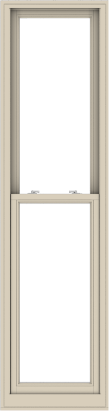 WDMA 24x90 (23.5 x 89.5 inch)  Aluminum Single Hung Double Hung Window without Grids-2