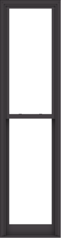 WDMA 28x108 (27.5 x 107.5 inch)  Aluminum Single Hung Double Hung Window without Grids-3