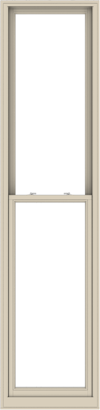 WDMA 28x114 (27.5 x 113.5 inch)  Aluminum Single Hung Double Hung Window without Grids-2