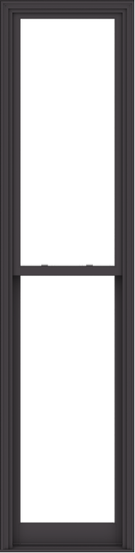 WDMA 28x114 (27.5 x 113.5 inch)  Aluminum Single Hung Double Hung Window without Grids-3