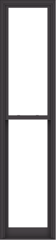 WDMA 28x120 (27.5 x 119.5 inch)  Aluminum Single Hung Double Hung Window without Grids-3