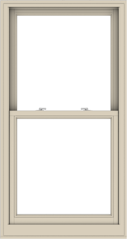 WDMA 32x60 (31.5 x 59.5 inch)  Aluminum Single Hung Double Hung Window without Grids-2