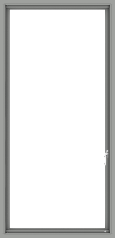WDMA 32x66 (31.5 x 65.5 inch) Aluminum Push out Casement-2