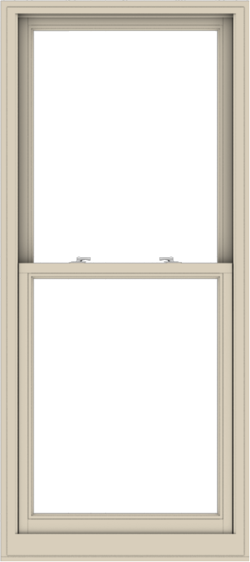 WDMA 32x72 (31.5 x 71.5 inch)  Aluminum Single Hung Double Hung Window without Grids-2
