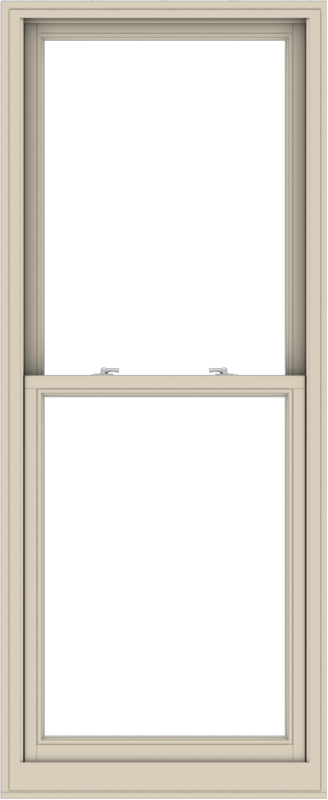 WDMA 32x78 (31.5 x 77.5 inch)  Aluminum Single Hung Double Hung Window without Grids-2