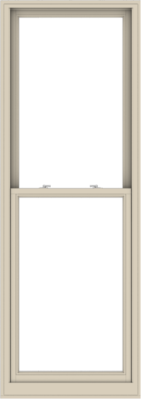 WDMA 32x90 (31.5 x 89.5 inch)  Aluminum Single Hung Double Hung Window without Grids-2