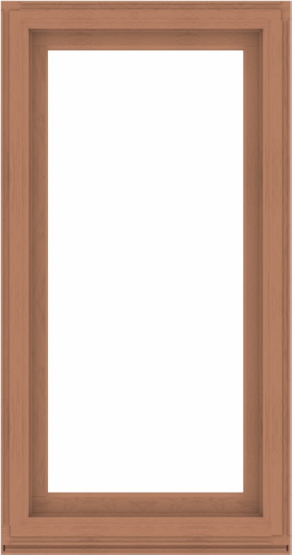 WDMA 34x64 (33.5 x 63.5 inch) Composite Wood Aluminum-Clad Picture Window without Grids-4