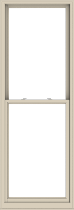 WDMA 36x102 (35.5 x 101.5 inch)  Aluminum Single Hung Double Hung Window without Grids-2