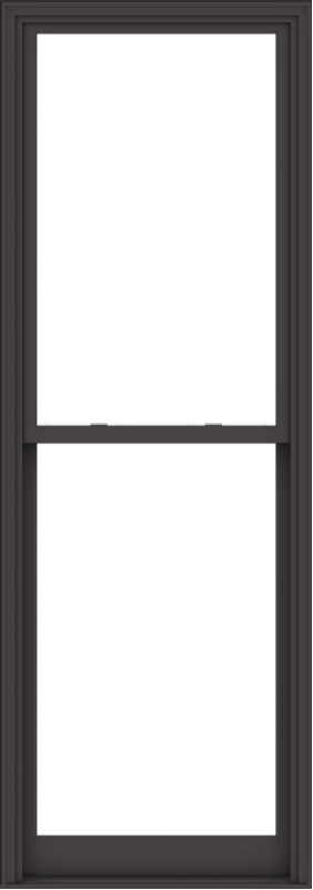 WDMA 36x102 (35.5 x 101.5 inch)  Aluminum Single Hung Double Hung Window without Grids-3