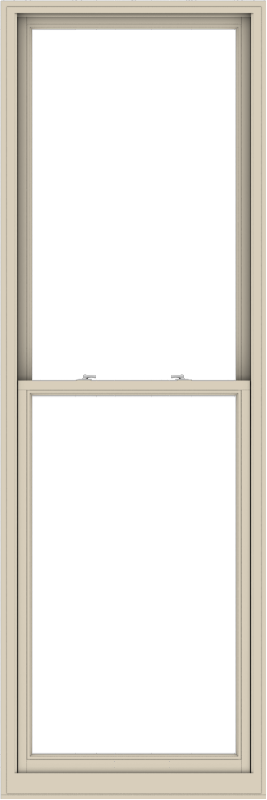 WDMA 36x108 (35.5 x 107.5 inch)  Aluminum Single Hung Double Hung Window without Grids-2