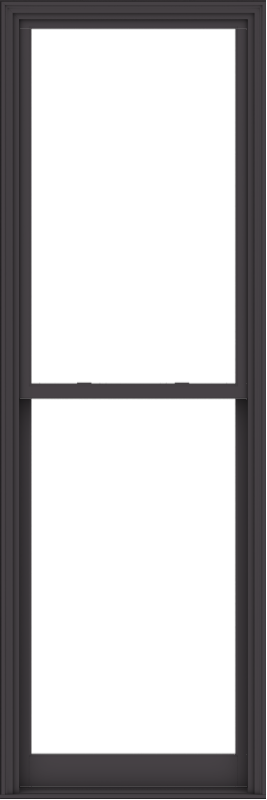 WDMA 36x108 (35.5 x 107.5 inch)  Aluminum Single Hung Double Hung Window without Grids-3
