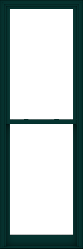 WDMA 36x108 (35.5 x 107.5 inch)  Aluminum Single Hung Double Hung Window without Grids-5
