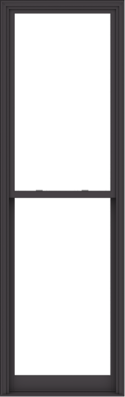 WDMA 36x114 (35.5 x 113.5 inch)  Aluminum Single Hung Double Hung Window without Grids-3