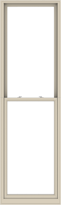 WDMA 36x120 (35.5 x 119.5 inch)  Aluminum Single Hung Double Hung Window without Grids-2