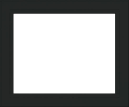 WDMA 36x30 (35.5 x 29.5 inch) Vinyl uPVC White Picture Window without Grids-6