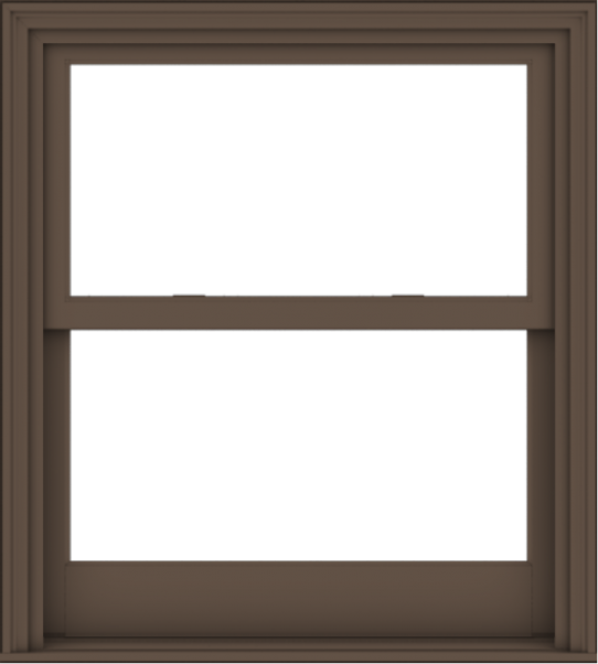 WDMA 36x40 (35.5 x 39.5 inch)  Aluminum Single Hung Double Hung Window without Grids-4