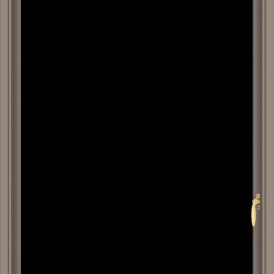 WDMA 36x60 (35.5 x 59.5 inch) Aluminum Frame Grey Brown Bronze Green Blue Push out Casement-1