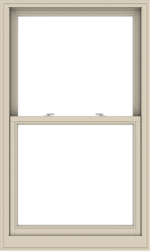 WDMA 36x60 (35.5 x 59.5 inch)  Aluminum Single Hung Double Hung Window without Grids-2