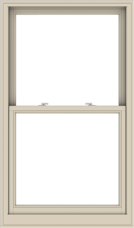WDMA 36x61 (35.5 x 60.5 inch)  Aluminum Single Hung Double Hung Window without Grids-2