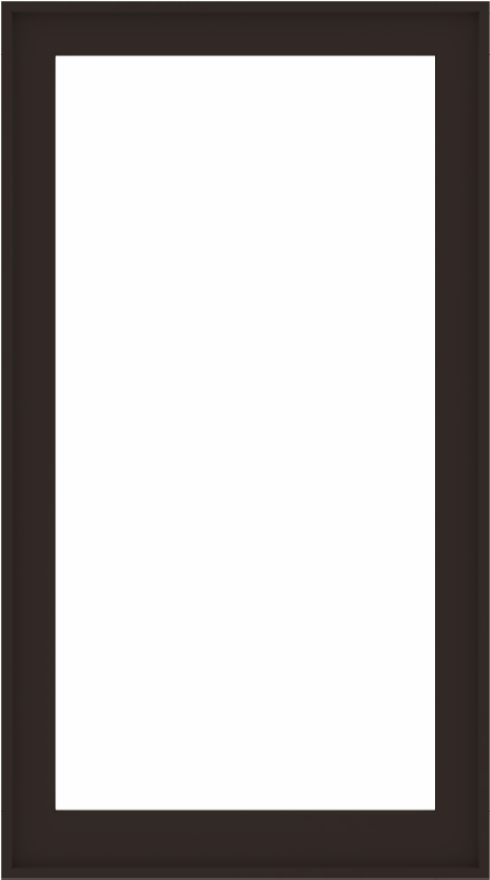 WDMA 36x64 (35.5 x 63.5 inch) Composite Wood Aluminum-Clad Picture Window without Grids-6