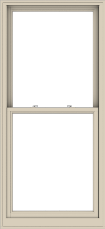 WDMA 36x78 (35.5 x 77.5 inch)  Aluminum Single Hung Double Hung Window without Grids-2
