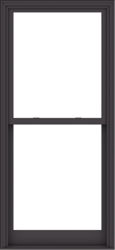 WDMA 36x78 (35.5 x 77.5 inch)  Aluminum Single Hung Double Hung Window without Grids-3
