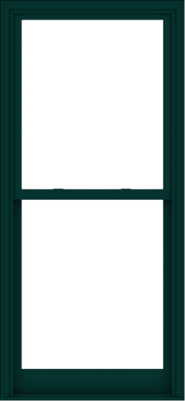 WDMA 36x78 (35.5 x 77.5 inch)  Aluminum Single Hung Double Hung Window without Grids-5
