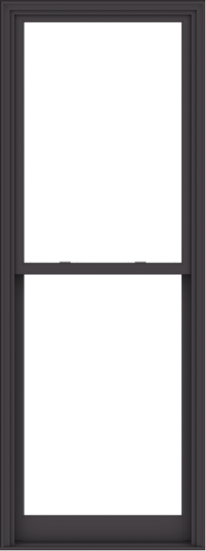 WDMA 36x96 (35.5 x 95.5 inch)  Aluminum Single Hung Double Hung Window without Grids-3