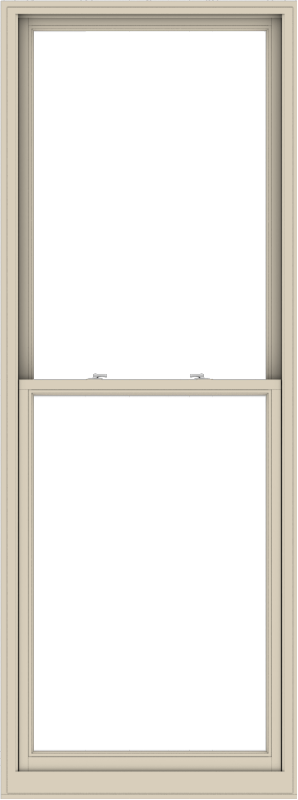 WDMA 38x102 (37.5 x 101.5 inch)  Aluminum Single Hung Double Hung Window without Grids-2