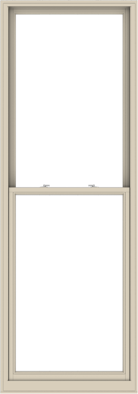 WDMA 38x108 (37.5 x 107.5 inch)  Aluminum Single Hung Double Hung Window without Grids-2