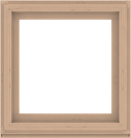 WDMA 38x40 (37.5 x 39.5 inch) Composite Wood Aluminum-Clad Picture Window without Grids-2