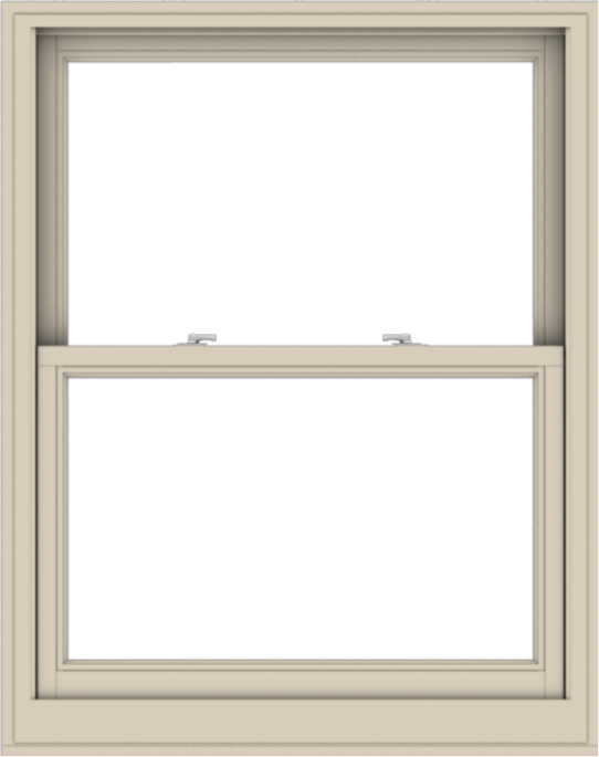 WDMA 38x48 (37.5 x 47.5 inch)  Aluminum Single Hung Double Hung Window without Grids-2