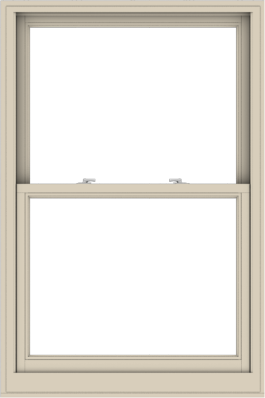 WDMA 38x57 (37.5 x 56.5 inch)  Aluminum Single Hung Double Hung Window without Grids-2