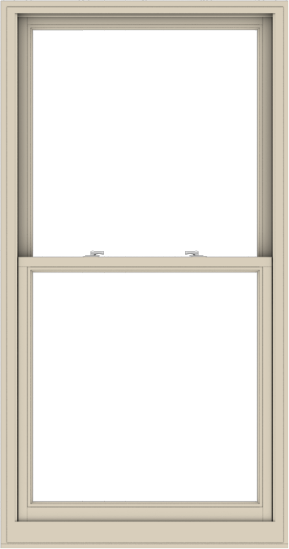 WDMA 38x72 (37.5 x 71.5 inch)  Aluminum Single Hung Double Hung Window without Grids-2