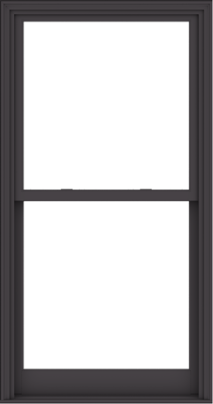 WDMA 38x72 (37.5 x 71.5 inch)  Aluminum Single Hung Double Hung Window without Grids-3