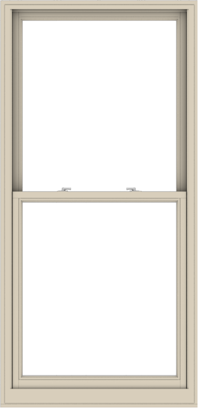 WDMA 38x78 (37.5 x 77.5 inch)  Aluminum Single Hung Double Hung Window without Grids-2