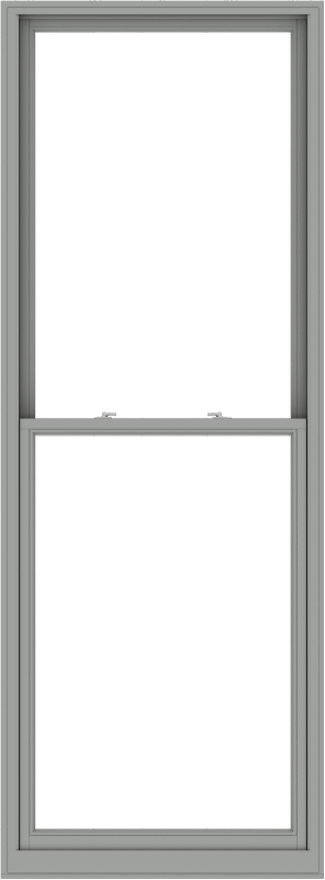 WDMA 40x108 (39.5 x 107.5 inch)  Aluminum Single Double Hung Window without Grids-1